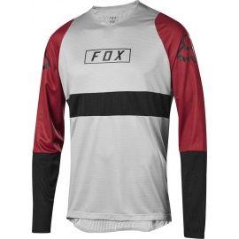 Fox Sports & Clothing DEFENDS LS JERSEY - Мъжка тениска за колело