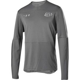 Fox DEFEND DELTA LS - Men's enduro jersey