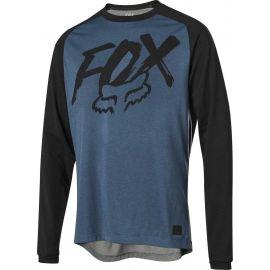 Fox Sports & Clothing RANGER DRI-RELEASE LS JRSY - Tricou de ciclism bărbați