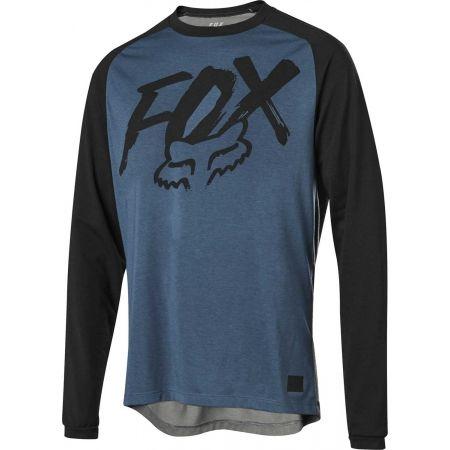 Pánský dres na kolo - Fox RANGER DRI-RELEASE LS JRSY - 1