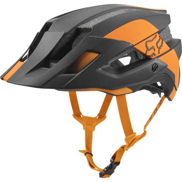 Fox FLUX MIPS narancssárga (59 - 60,3) - All Mountain kerékpár sisak