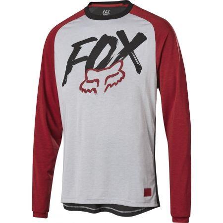 Dětský dres na kolo - Fox RANGER DR LS JRSY YT