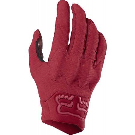 Fox DEFEND D3O - Pánské cyklo rukavice
