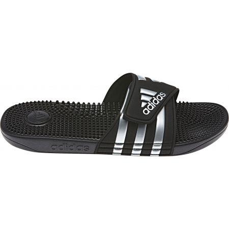 Klapki - adidas ADISSAGE - 1