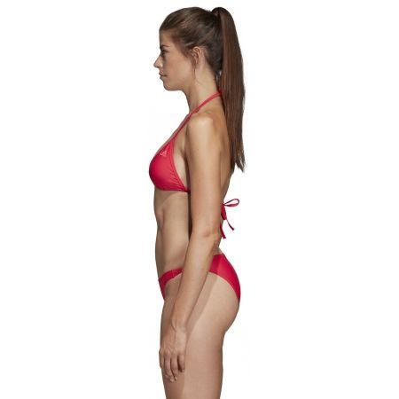 Women's swimsuit - adidas SOLID TRIANGLE BIKINI - 5