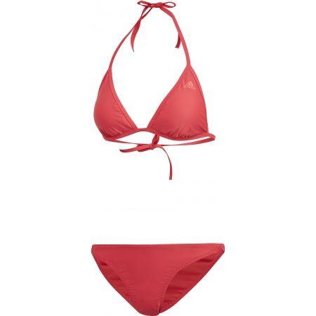 Dámské plavky - adidas SOLID TRIANGLE BIKINI - 1