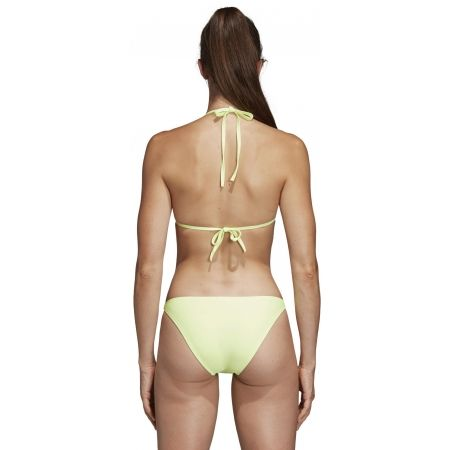 Dámske plavky - adidas SOLID TRIANGLE BIKINI - 7