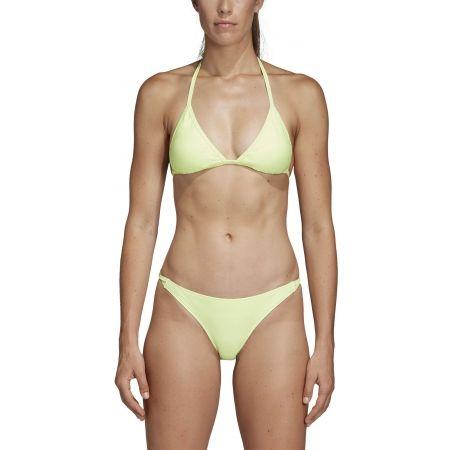 Dámske plavky - adidas SOLID TRIANGLE BIKINI - 3