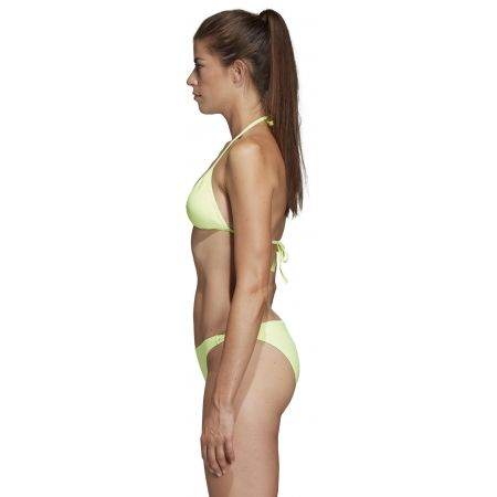Dámske plavky - adidas SOLID TRIANGLE BIKINI - 5