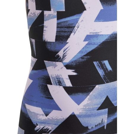 Costum de baie fete - adidas ALLOVER PRINT SWIMSUIT GIRLS - 5