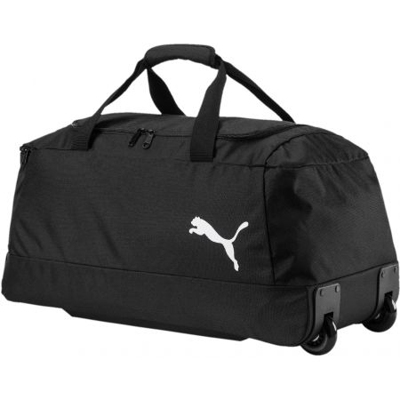 Puma PRO TRAINING II M WHEEL BAG - Sports wheel bag