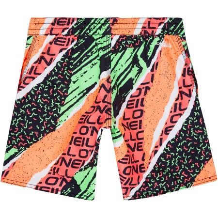Chlapčenské šortky do vody - O'Neill PB STRIKE OUT SHORTS - 2
