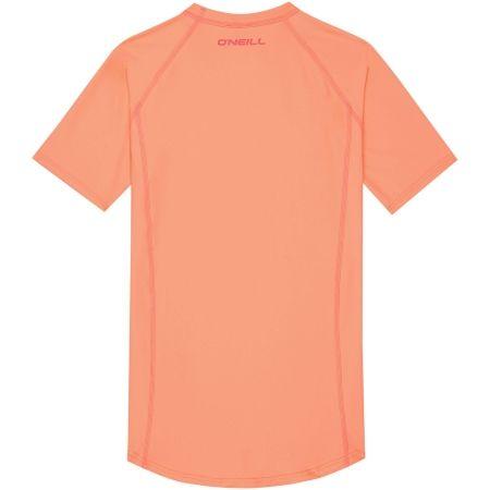 Tricou fete cu filtru UV - O'Neill PG LOGO SHORT SLEEVE SKINS - 2