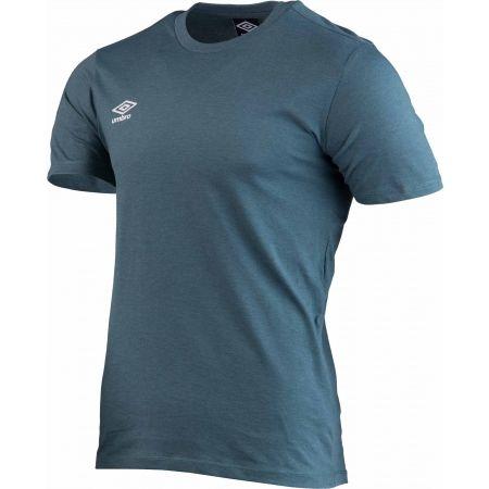 Pánske tričko - Umbro FW SMALL LOGO COTTON TEE - 2