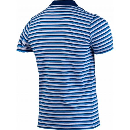 Pánské polo triko - Umbro STRIPE COTTON POLO - 3