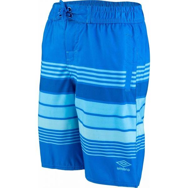 Umbro ERNESTO modrá Chlapčenské plavecké šortky 140-146 Umbro
