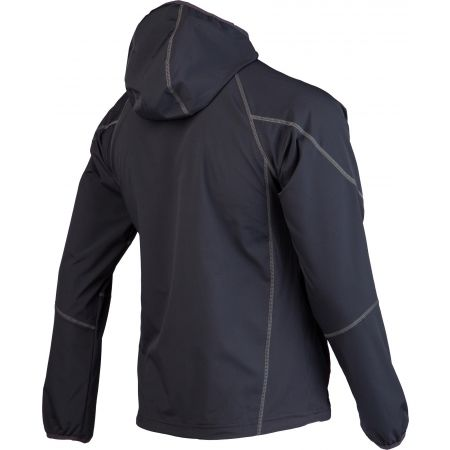 Men's softshell jacket - Columbia SWEET AS II SOFTSHELL HOODIE - 3
