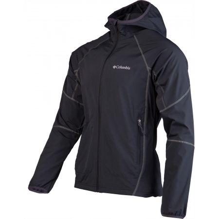 Men's softshell jacket - Columbia SWEET AS II SOFTSHELL HOODIE - 2
