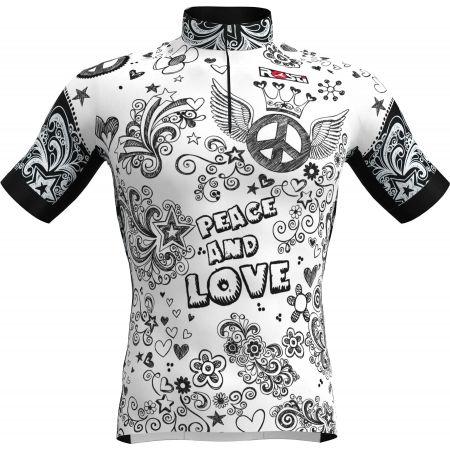 Rosti PEACE AND LOVE - Herren Radlerdress