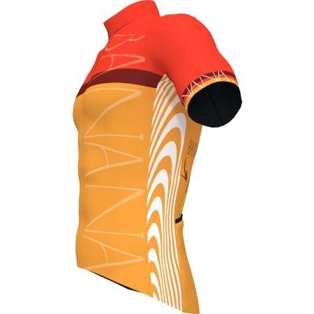 Pánsky cyklistický dres - Rosti BANANA - 2