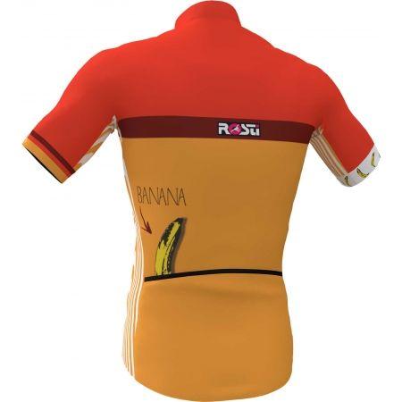 Pánsky cyklistický dres - Rosti BANANA - 3