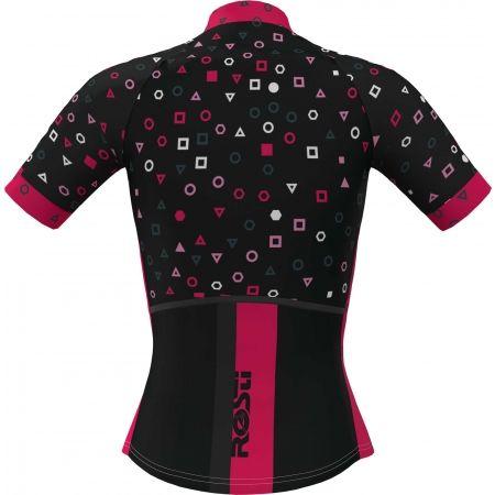 Dámský cyklistický dres - Rosti TRILOGI W - 3