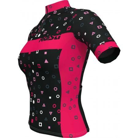Dámský cyklistický dres - Rosti TRILOGI W - 2