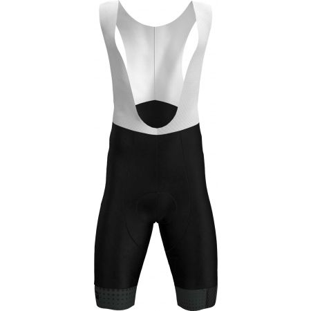 Rosti GRIGIO - Men's cycling bib shorts