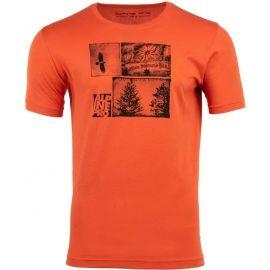 ALPINE PRO DARNELL 2 - Herren Shirt