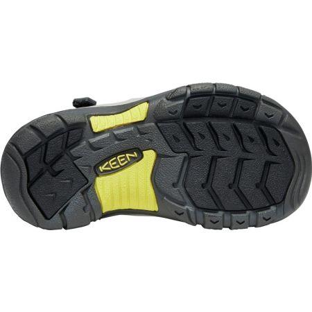 Detská letná obuv - Keen NEWPORT H2 K - 4