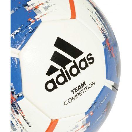 Fotbalový míč - adidas TEAM COMPETITION - 4