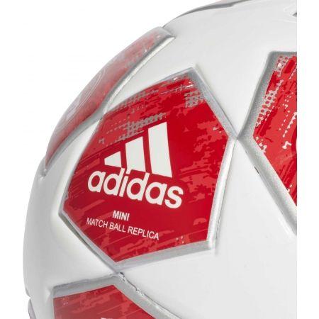 Mini fotbalový míč - adidas FINALE 18 REAL MADRID FC MINI - 3