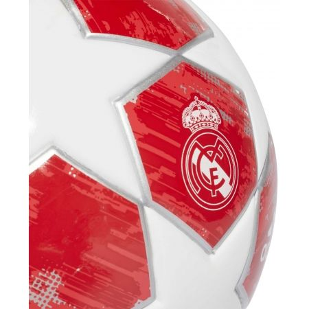 Mini fotbalový míč - adidas FINALE 18 REAL MADRID FC MINI - 5