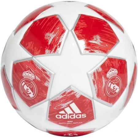 Mini football - adidas FINALE 18 REAL MADRID FC MINI - 1