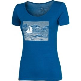 Progress SS SKIPPER LADY - Women's bamboo T-shirt