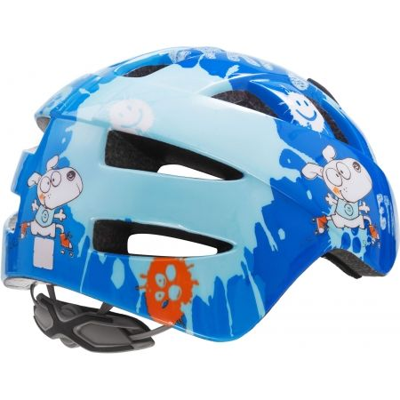 Detská cyklistická prilba - Etape KITTY - 3