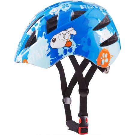 Detská cyklistická prilba - Etape KITTY - 2
