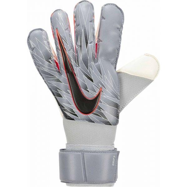 Nike GOALKEEPER GRIP 3  8 - Pánské brankářské rukavice