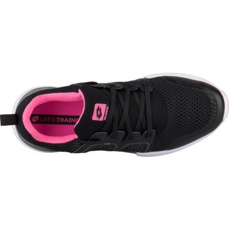 Дамски обувки за фитнес - Lotto DINAMICA 400 II NET LF W - 5