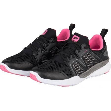 Дамски обувки за фитнес - Lotto DINAMICA 400 II NET LF W - 2
