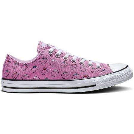 Dámské nízké tenisky - Converse CHUCK TAYLOR ALL STAR HELLO KITTY - 1