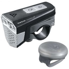 Topeak SOUNDLITE USB - Front bicycle light