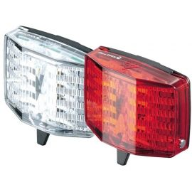 Topeak HIGHLITE COMBO AURA - Set of front and rear bike lights