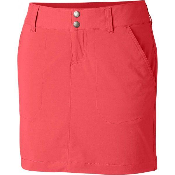 Columbia SATURDAY TRAIL SKIRT růžová 12 - Dámská sportovní sukně