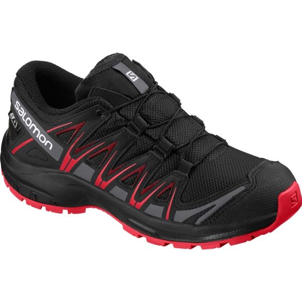 Salomon XA PRO 3D CSWP J - Detská bežecká obuv
