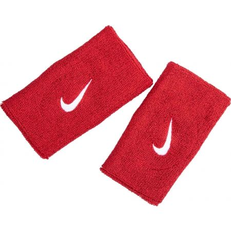 Nike SWOOSH DOUBLEWIDE WRISTBANDS - Manșete