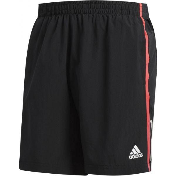 adidas OWN THE RUN SH czarny 2xl7 - Spodenki do biegania męskie