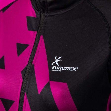 Women's long sleeve cycling jersey - Klimatex JOSETE - 3