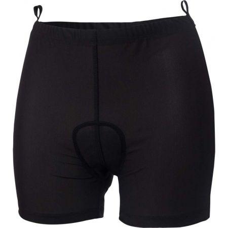 Women's MTB shorts with cycling underwear - Klimatex BORSALA - 3