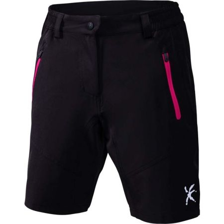 Klimatex BORSALA - Women's MTB shorts with cycling underwear
